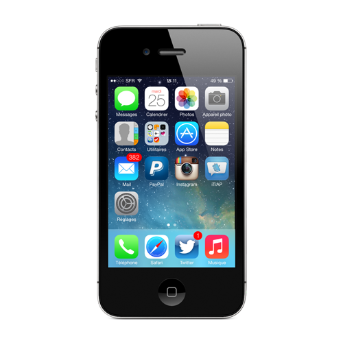 iPhone 4S reparatie bij VistaRepair