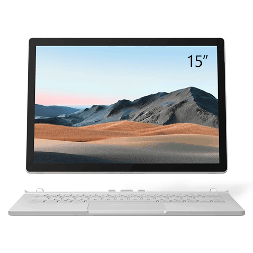 Microsoft Surface Book 3 15 reparatie